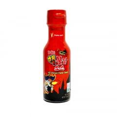 Molho de Pimenta Coreano Extremamente Picante Buldak Extemely Spicy Hot Chicken Flavor Sauce - 200g