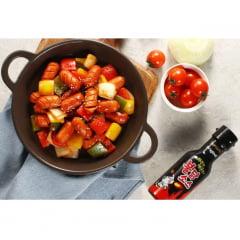Molho de Pimenta Coreano Super Picante Buldak Hot Chicken Flavor Sauce - 200g