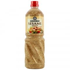 Molho de Gergelim Japonês para Saladas Sesame Kikkoman - 1000 mL