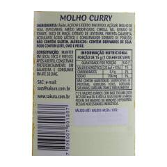 Molho tipo Indiano Curry Blue Dragon Sakura - 205 gramas