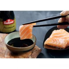 Molho de Soja Shoyu Sakura Premium - Molheira 150 mL