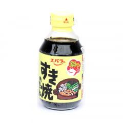 Molho Japonês Pronto para Sukiyaki Ebara - 300 mL