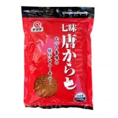 Pimenta Japonesa Vermelha em Pó Shichimi Togarashi Chiyoda - 300 gramas