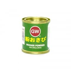 Raiz Forte Pimenta Wasabi em Pó Lata GW – 35g
