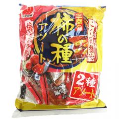 Salgadinho Aperitivo Kaki no Tane Sortido Sanko - 62 gramas