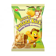 Salgadinho Coreano Banana Kick - 45 gramas