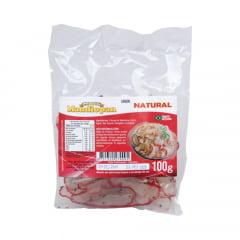 Salgadinho Mandiopan Sabor Natural - 100 gramas