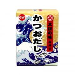 Tempero de Peixe Bonito Katsuodashi GW Dashinomoto - 1 Kg