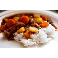 Tempero pronto Curry Karakuchi com Sabor Picante nível Forte Vermont - 230 gramas
