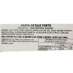 Pimenta Japonesa Wasabi em Pasta (Raiz Forte) S&B - 43g