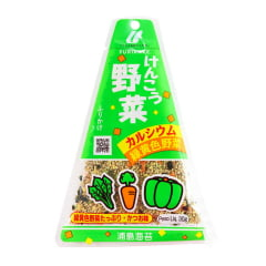 Tempero para Arroz Japonês Furikake Sabor Legumes - 30g