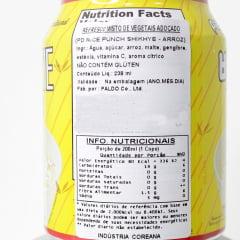 Bebida Coreana Adocicada de Arroz Shikhye Paldo  - 238mL