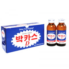 Bebida Energético Bacchus-D Suplmento Vitamínico B Coréia - 10 unidades