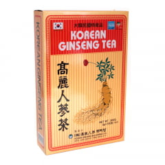 Chá Coreano Korean Ginseng Tea  - 100 sachês