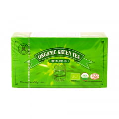 Chá Verde Fujian - 25 Sachês (50gramas)