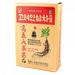 Korean Ginseng Tea Gold  - 50 sachês