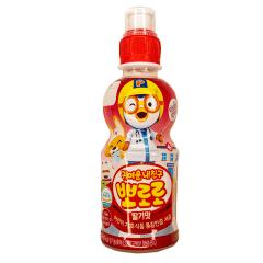 Kit  Suco Pororo Bebida de Frutas Coreana 226mL - 2 Sabores