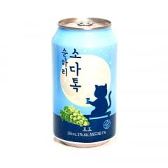 Bebida Alcoólica Coquetel de Uva Soda TOK - 355 mL