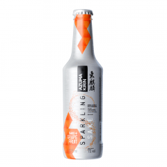 Bebida de Sake Gaseificada Sparkling Sabor Grapefruit Toranja Azuma Kirin - 275ml