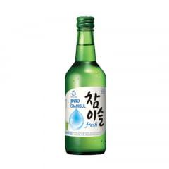 Soju Importado Chamisul Fresh Soju HiteJinro - 360mL