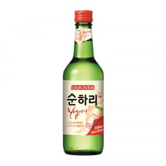 Soju Importado Chum-Churum Lotte Sabor Yogurt - 360mL