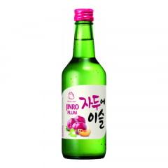 Soju Importado Aroma de Ameixa Jinro Plum - 360mL