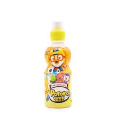 Suco Bebida Coreana Sabor Banana Pororo - 235mL