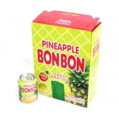 Caixa de Suco de Abacaxi com Pedaços da Fruta Haitai - 12 unidades