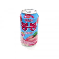 Suco de Pêssego Coreano Bon Bon Haitai - 340mL