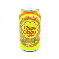 Refrigerante Coreano Sabor Laranja Chupa Chups - 345mL
