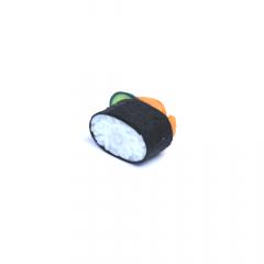 Imã para enfeite de geladeira formato Sushi 1