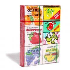Chiclete Sortidos Marukawa Bubble Gum - 7 unidades