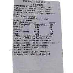 Bala Chinesa Sabor Iogurte Shanghaojia - 100 gramas