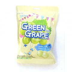 Bala Coreana Sabor Uva Verde Haitai - 90 gramas