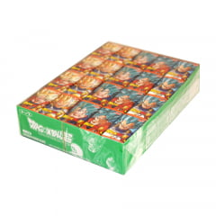 Caixa de Chiclete Japonês Dragon Ball Sabor Soda - 60 unidades