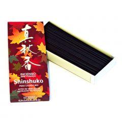 Incenso Senkô Shinshuko Sem Fumaça - 90 gramas (160 bastonetes)
