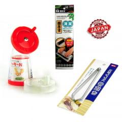 Kit Acessórios para Sushiman - 3 peças