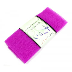 Toalha de banho Esponja de Plástico Pink - Bucha