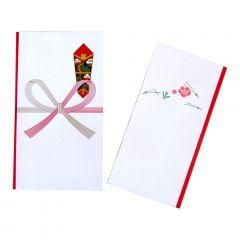 Envelope Japonês Kimpu para Festas e Nascimento - 10 unidades