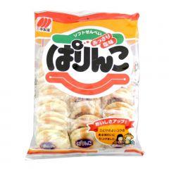 Biscoito de Arroz Japonês Parinko Sankou - 123 gramas