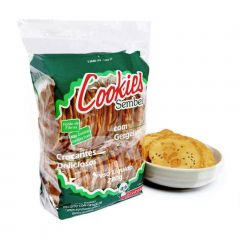 Cookies Sembei com Gergelim Satsumaya - 260 gramas