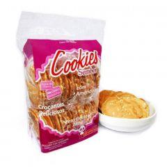 Cookies Sembei sabor Amendoim Satsumaya - 260 gramas