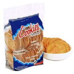 Cookies Sembei sabor ao Leite Satsumaya - 260 gramas