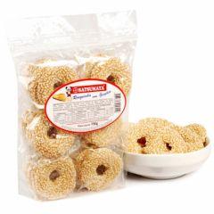 Rosquinhas de Gergelim Satsumaya - 150 gramas