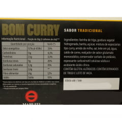 Tempero Bom Curry com Sabor Picante Maruiti - 120 gramas