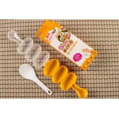 Forma Para Preparar  Arroz Sushi Redondo Fácil - Rice Ball Shaker