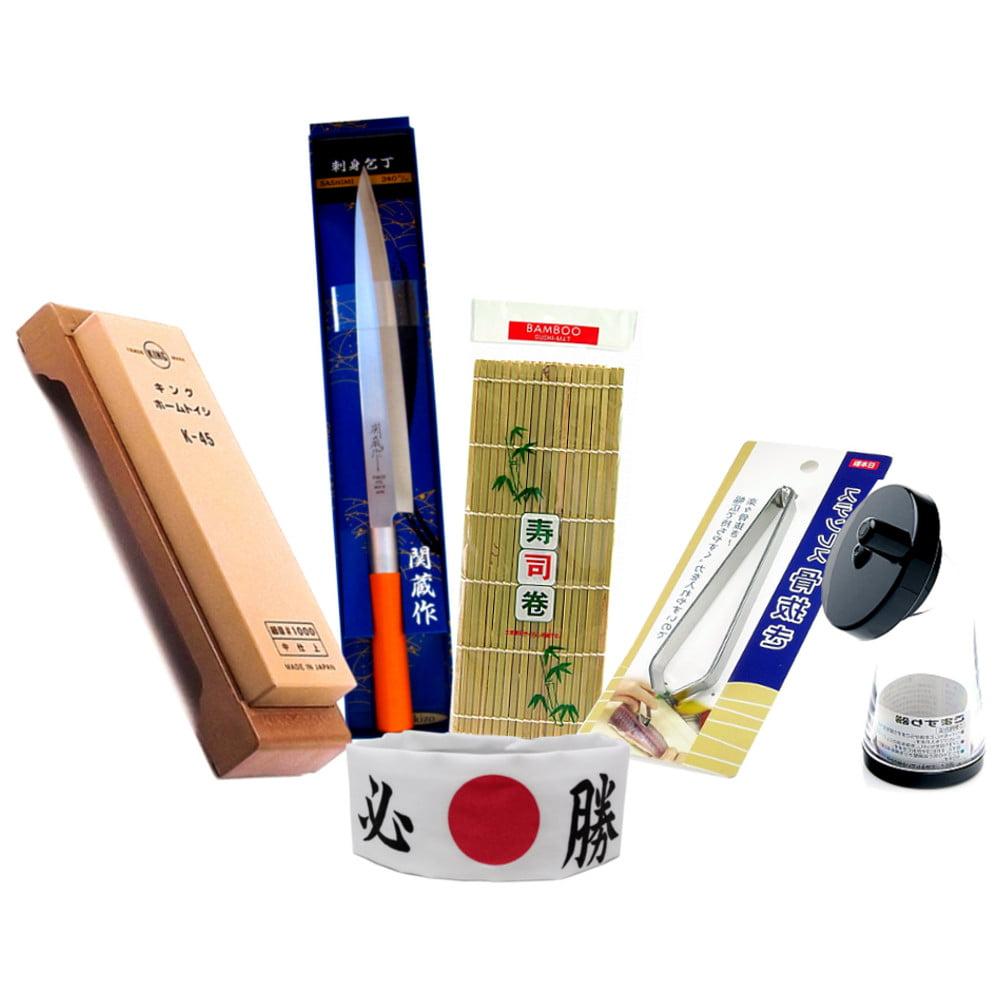 Kit para Sushiman Premium Tókio - 6 Itens