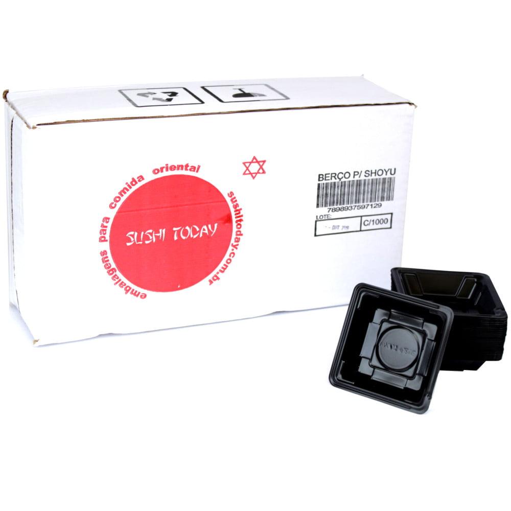 Embalagem Descartável Berço para Shoyu - Sushi Today 1000 unidades