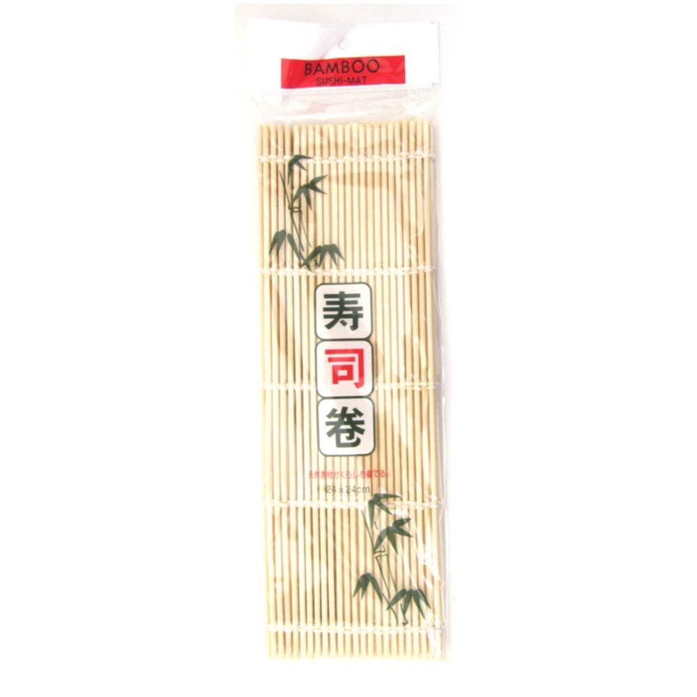 Esteira de Bambu para Sushi Sudare