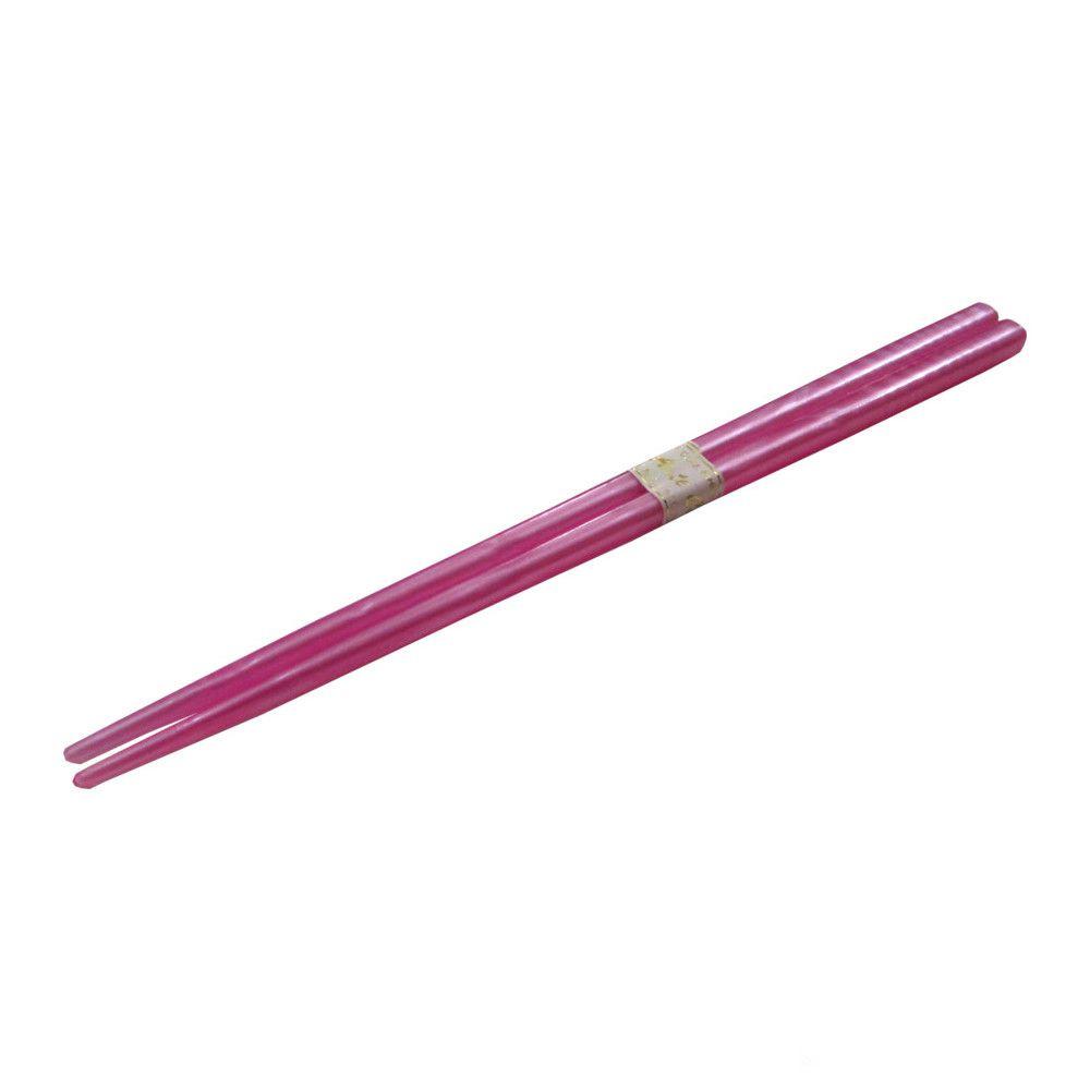 Hashi de Plástico - Rosa